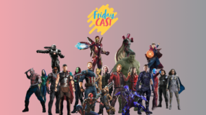 Fridaycast #77 marvel cinematic universe endgame